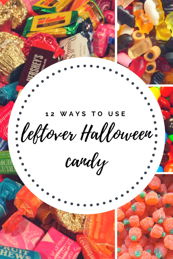 12 ways to use leftover halloween candy! – brittany eastham