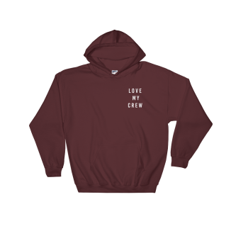 Love-My-Crew-white_mockup_Flat-Front_Maroon